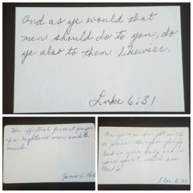 Mom's Verses